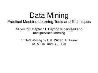 Web Mining - I