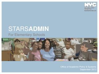 STARS ADMIN