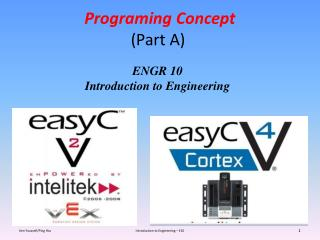 Programing Concept