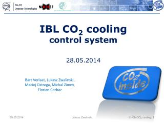 IBL CO 2  cooling control system 28.05.2014