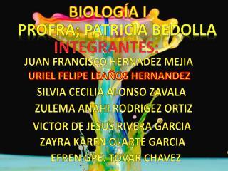 BIOLOGÍA I