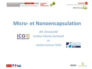 Micro- et Nanoencapsulation