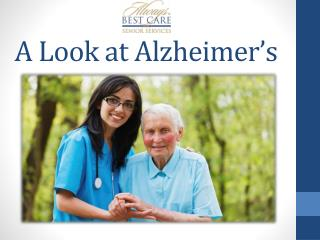 Understanding Alzheimer's: Statistics and Professional Care