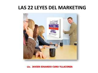 LAS 22 LEYES  DEL  MARKETING