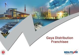 Gaya Distribution Franchisee