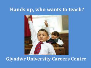 Glynd?r  University Careers Centre