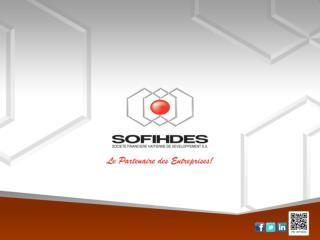 SOFIHDES ASSEMBLEE GENERALE 26 février 2014