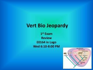 Vert  Bio Jeopardy