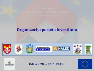 Organizacija posjeta investitora