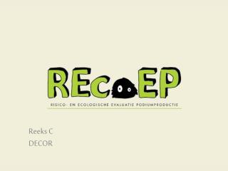 Reeks C DECOR
