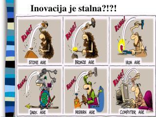 Inovacija je stalna?!?!