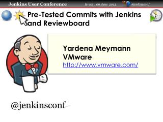 Pre-Tested Commits with Jenkins and Reviewboard