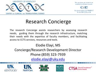 Research Concierge