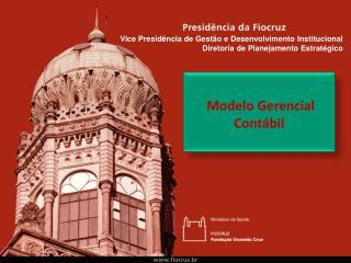 Vice Presidência de Gestão e Desenvolvimento Institucional Diretoria de Planejamento Estratégico