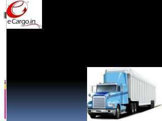 Cargo Transport Companies India