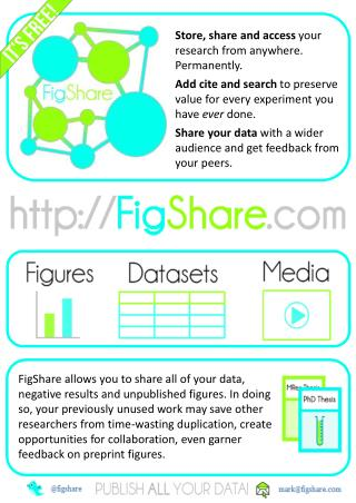 S tore , share and access  your research from anywhere .  Permanently.