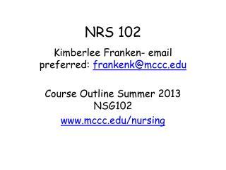 NRS 102