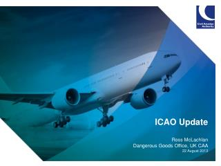 ICAO Update