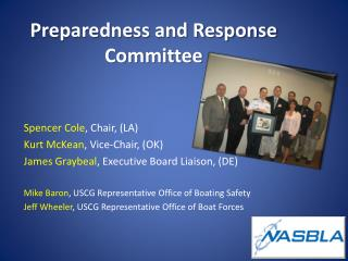 Preparedness and Response Committee