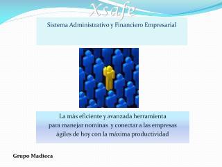 Xsafe Sistema Administrativo y Financiero Empresarial