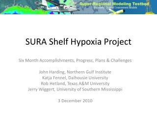 SURA Shelf Hypoxia Project