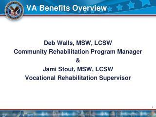 VA Benefits Overview