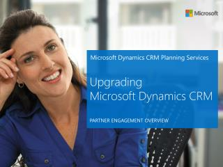 Microsoft Dynamics CRM Planning  Services