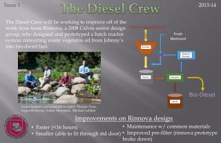 The Diesel Crew