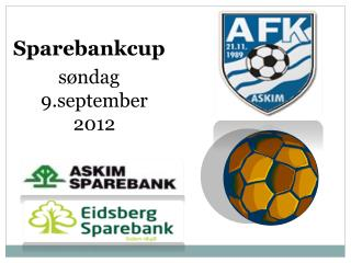 Sparebankcup s�ndag 9.september 2012