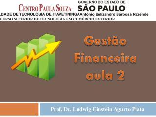 Gestão Financeira aula 2