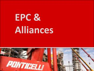 EPC & Alliances