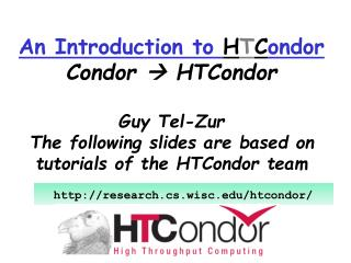 http://research.cs.wisc.edu/htcondor/