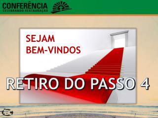 SEJAM  BEM-VINDOS