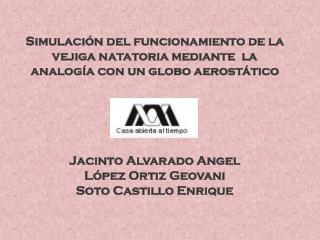 Simulaci n del funcionamiento de la vejiga natatoria mediante  la analog a con un globo aerost tico      Jacinto Alvarad
