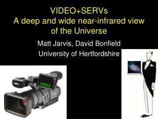 VIDEO+SERVs  A deep and wide near-infrared view of the Universe