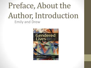 Preface, About the Author, Introduction