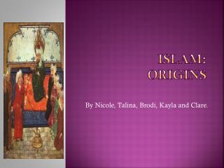 Islam: Origins