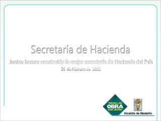 Secretaría de Hacienda