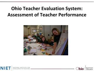 Ohio Teacher Evaluation System: Assessment of Teacher Performance