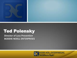 Ted Polensky