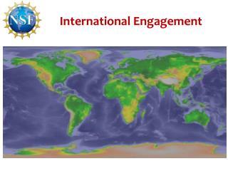 International Engagement