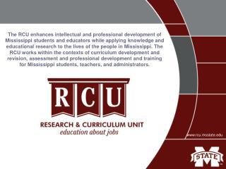 www.rcu.msstate.edu