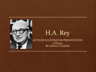 H.A. Rey