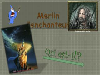 Merlin l�enchanteur
