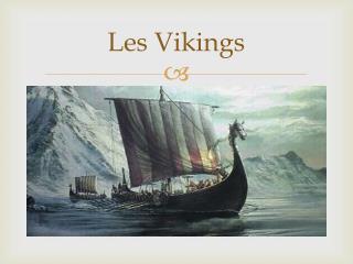 Les Vikings