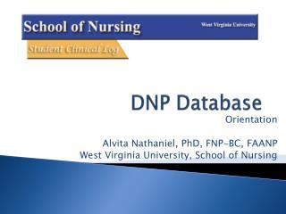 DNP Database