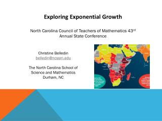 Exploring Exponential Growth