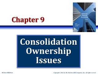 Consolidation Ownership Issues