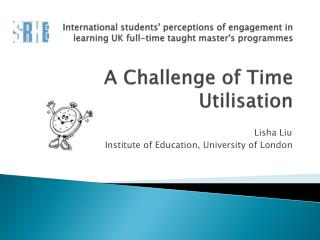 Lisha Liu Institute of Education, University of London