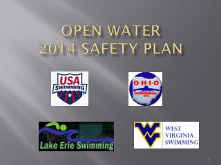 Open Water 2014 Safety Plan
